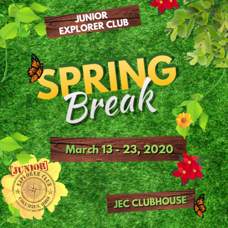 spring break JEC – Made with PosterMyWall