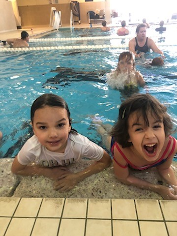 Is Kindergarten the right time to start swim lessons?