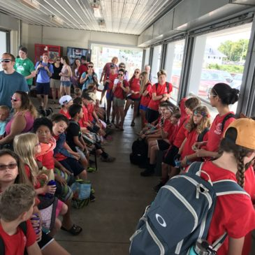 The Explorers Anticipate the Yearly Trip to Put-In-Bay