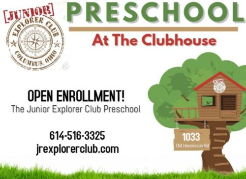 Open Enrollment for Preschool 2019/2020