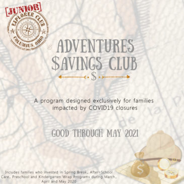 Adventures Savings Club